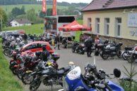 """Der Truck der Aprilia """"Moto Live Tour"""""""