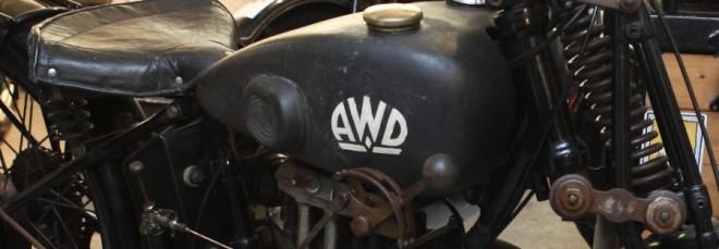 Motorradfabrik August Wurring Düsseldorf